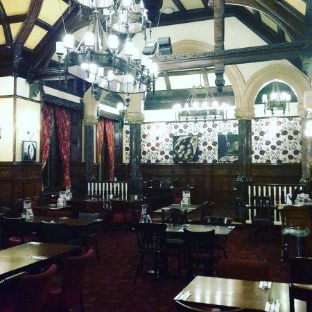 Μπόλτον, UK: Our beautiful main room
