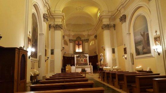 Chiesa di San Francesco: Wnętrze kościoła