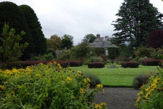 Malleny Garden: General view