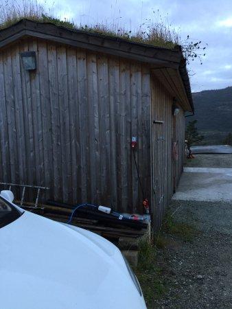 Jorpeland, Norway: Lademöglichkeit E-Auto