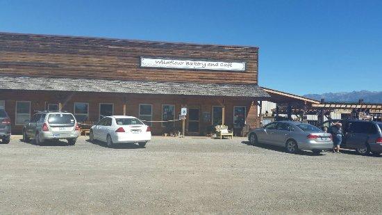 Emigrant, MT: Wild Flour Bakery