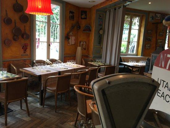 Carentan, Frankrike: Dining room