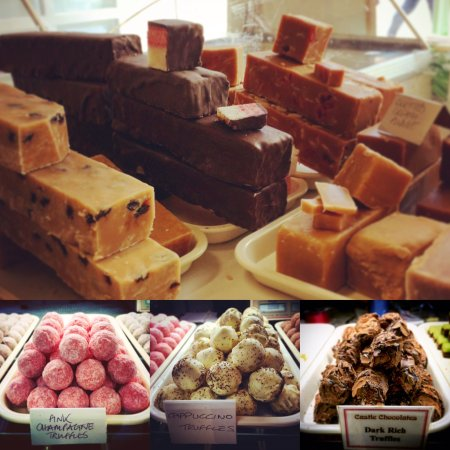 Castle Chocolates of Arundel