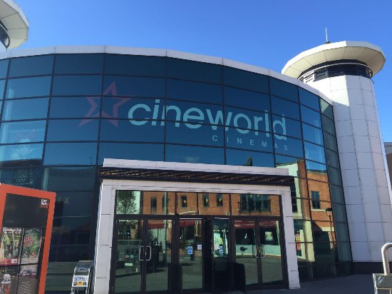 Front Of Cineworld Didcot