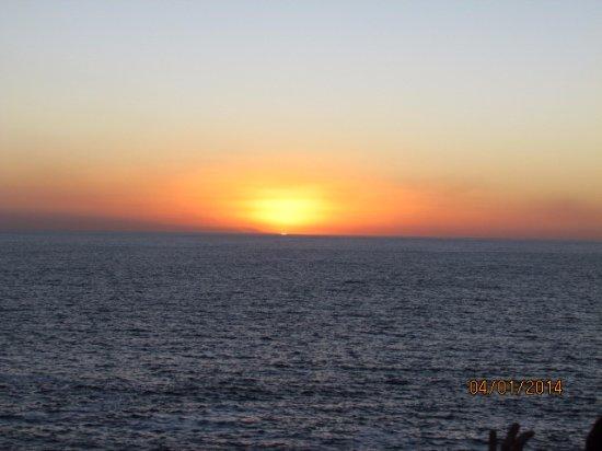Punta Ballena, أوروجواي: Sunset Punta Ballena 