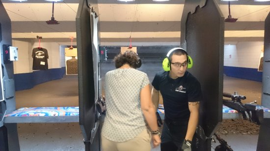 Merci johnattan picture of gun garage las vegas tripadvisor