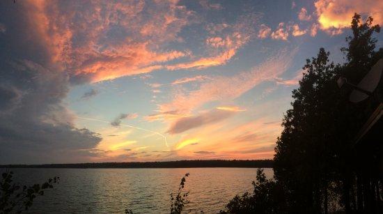 Lion's Head, كندا: Sunset