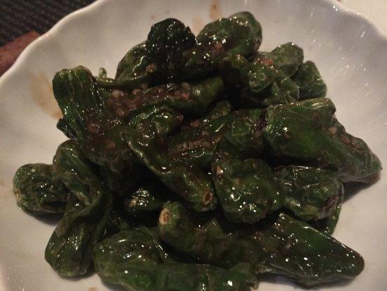 Sushi Roku: shishito peppers...so good!
