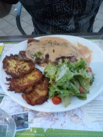 Lorraine, France : goed stuk vlees