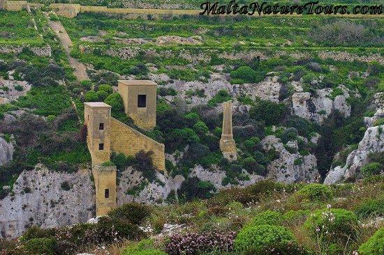 Xewkija, Μάλτα: Pumping station of Mgarr ix-Xini