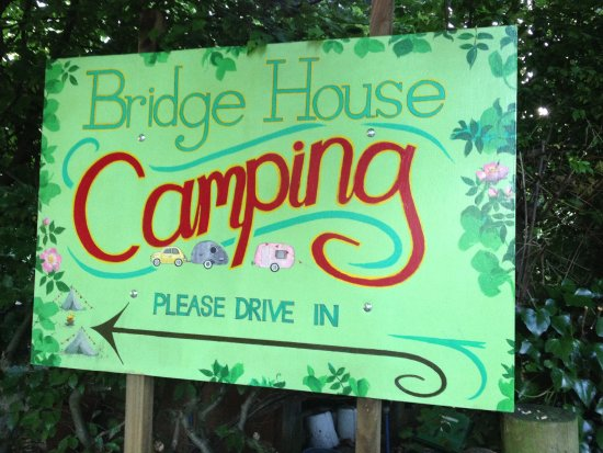 Bridge House - Campsite and B&B