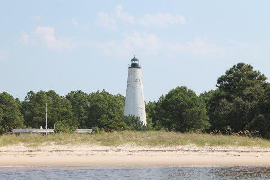 Georgetown, SC: Lighthouse on North Island