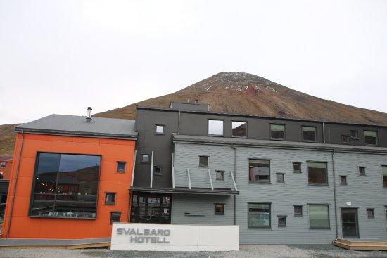 Svalbard Hotel: Hotel Svalbard