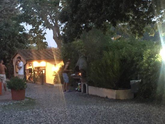 Montescudaio, İtalya: Residence Le Fontanelle