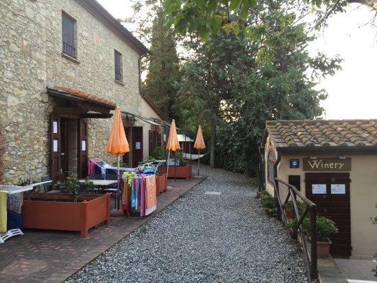 Montescudaio, อิตาลี: Residence Le Fontanelle