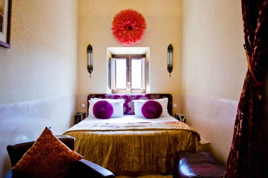 Zamzam Riad: Harem Suite