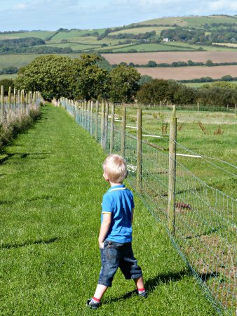 Swyre, UK: Fresh air and open spaces
