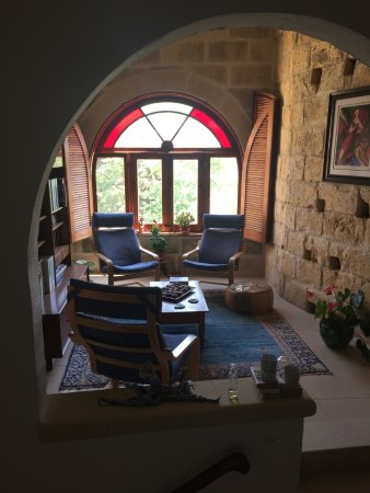 Ghasri, Malta: The library which contained a wealth of knowledge