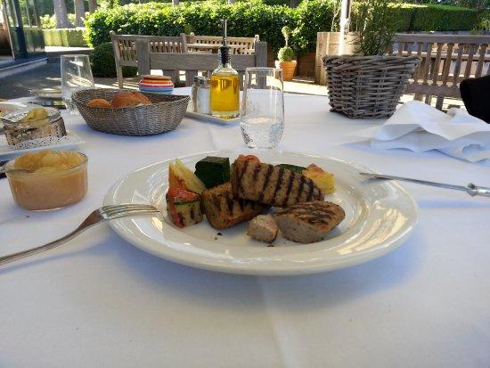 Idee de repas - Bild von Romantik Hotel Le Val d\'Ambleve ...