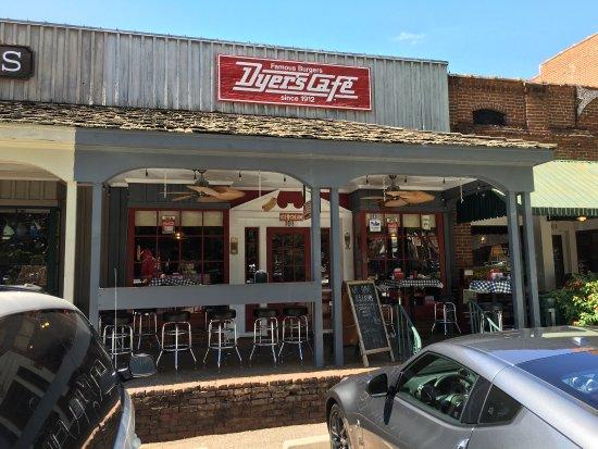 Dyer S Cafe Collierville Menu Prices Restaurant Reviews Tripadvisor