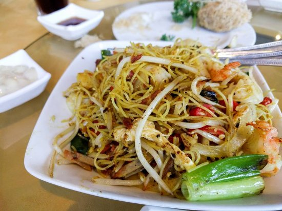Lotus Chinese Floating: Singapore noodles