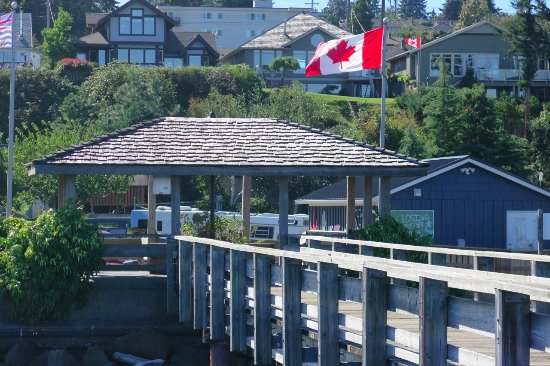 Campbell River, Canadá: Entry