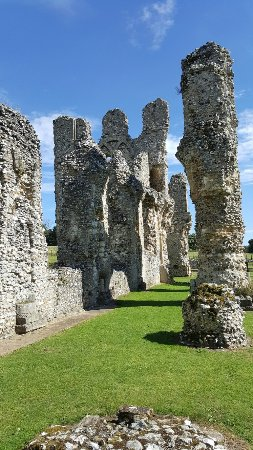 Castle Acre, UK: 20160912_120658_large.jpg