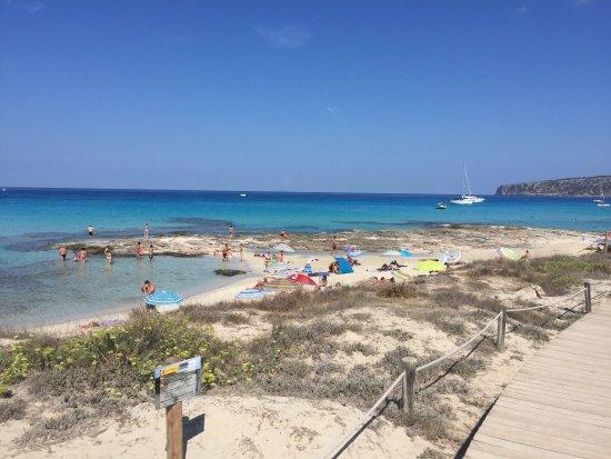 Playa Ses Platgetes: Spettacolooo