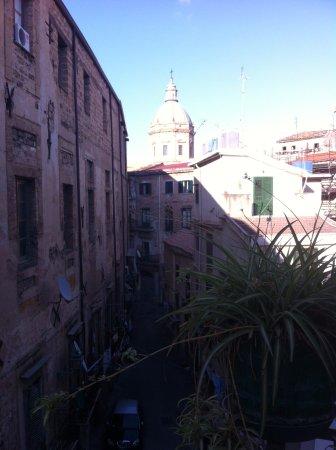 Hotel Cortese : Pohľad z izby č. 107