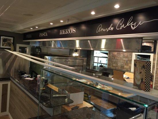 Attractive Caligiuriu0027s Patio Pizza, Saint James   Menu, Prices U0026 Restaurant Reviews    TripAdvisor