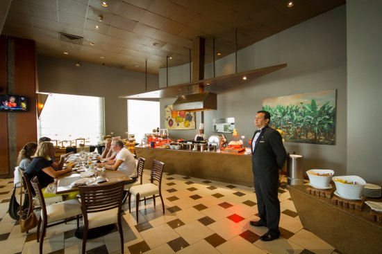 Hotel Oro Verde Guayaquil: Cafeteria El Patio
