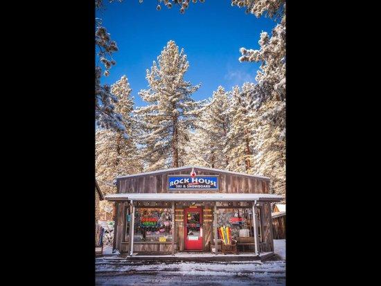 Rock House Discount Ski & Snowboard Rentals