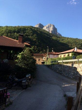 Espinama, España: Uitzicht vanaf Remona