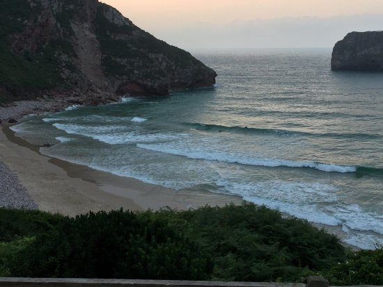Andrin, Spain: Amazing beach! I think best in Europe.