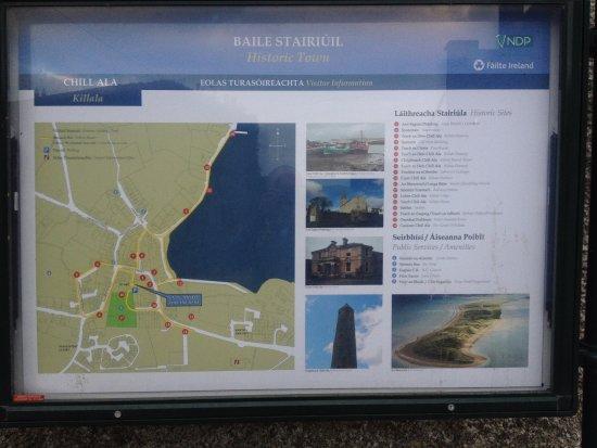 Killala, ไอร์แลนด์: Town