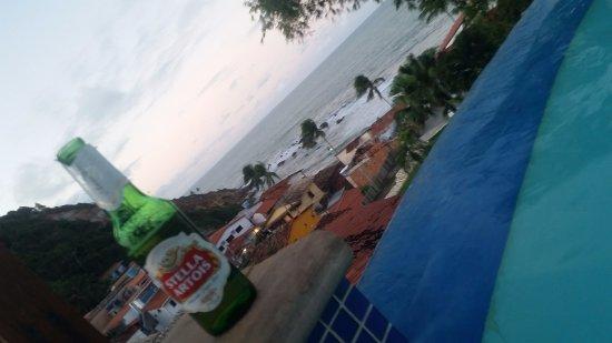 Vista Bela Pousada: Bar na área da piscina