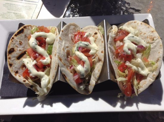 Thornbury, Kanada: Street Food - Fried Cod Tacos