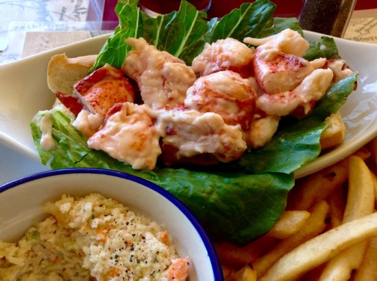 Five Islands, Canadá: Mo's Lobster Roll