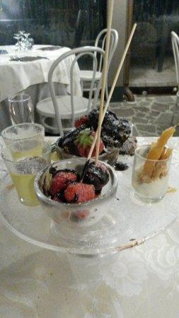 Cenerente, Italië: il dolce