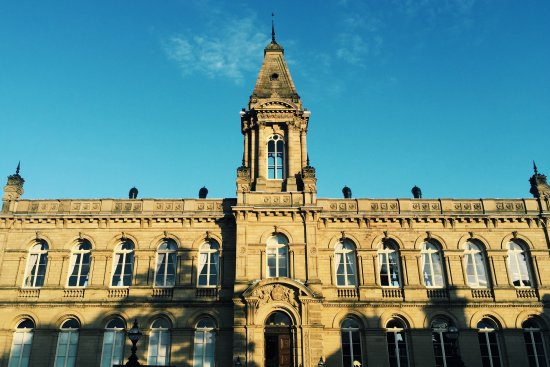 Saltaire, UK: Victoria Hall