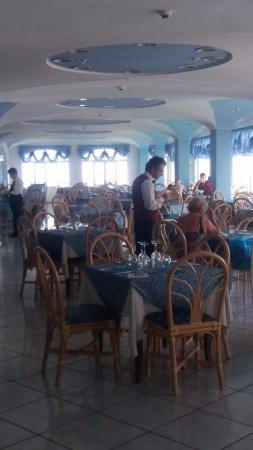 Hotel Parco Dei Principi: Sala ristorante!