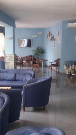 Hotel Parco Dei Principi: Sala tv!