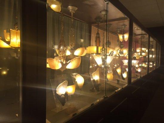 Kelly Art Deco Light Museum: Art Deco Light Museum