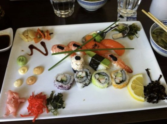 Svenska Sushi Koket: Bästa sushi!