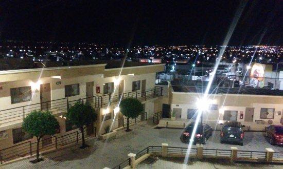Cuauhtemoc, Mexico: Vista a la ciudad