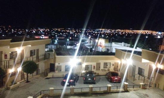 Cuauhtemoc, Mexico: Vista Nocturna