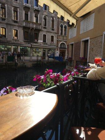 Cavalletto & Doge Orseolo : Vista desde el bar del hotel