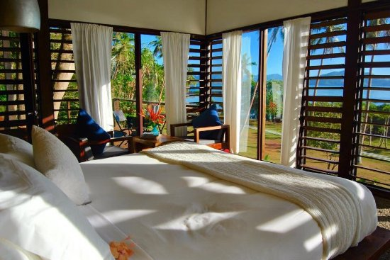 Vanua Levu, Fiyi: Vatu Villa .....Ocean view, private, comfortable and tranquil