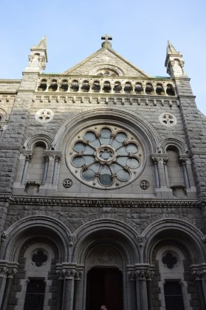 St. Teresa's Church, l'esterno