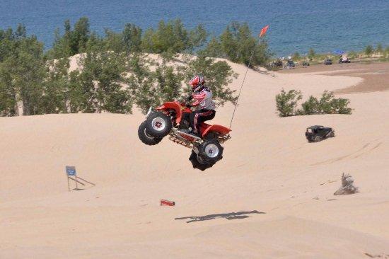 Mears, MI: The Dunes
